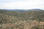 San Bernardino Mountains panorama en route to Deep Creek Hot Springs