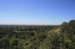 Los Angeles as seen from the Horse Trail, Pasadena, CA