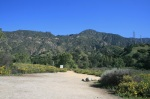 Eaton Canyon trail head, Pasadena, CA