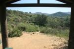 Shade structure at Irvine Regional Park, Orange County, CA