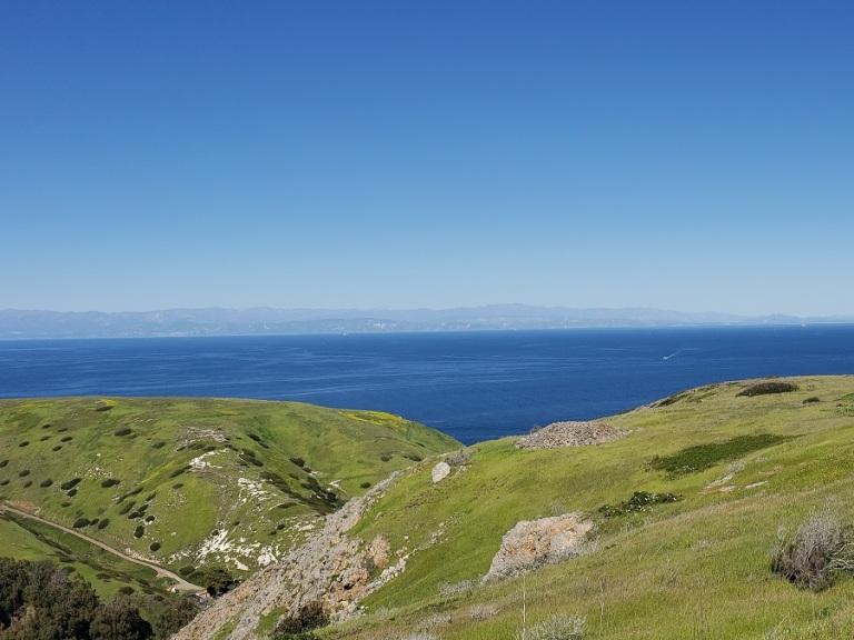 Santa Cruz Island, CA