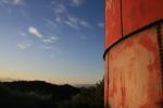 Water tank in Wildwood Canyon Park, Santa Clarita, CA