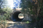 Tunnel under Highway 74, Orange County, CA