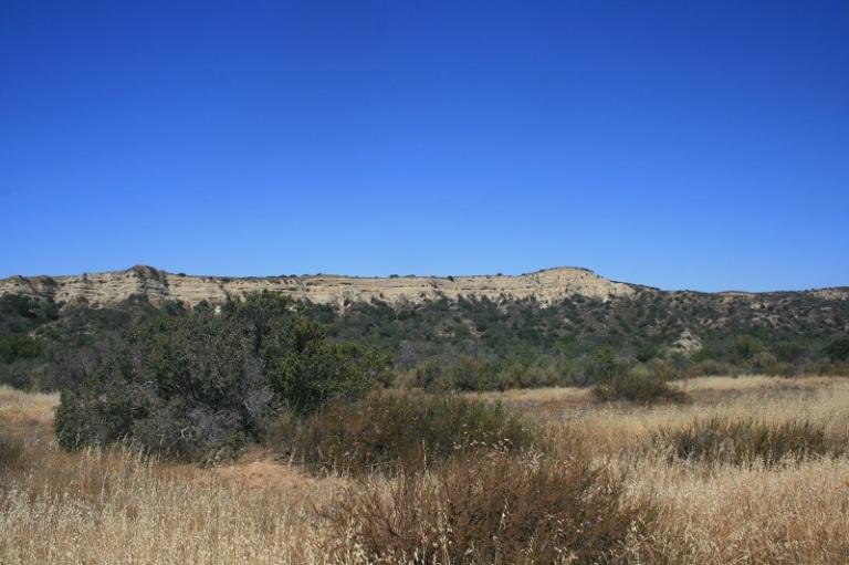 Mesa Loop Trail, Caspers Wilderness Park, Orange County, CA