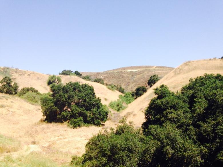 Oak Grove Trail, Chino Hills, CA