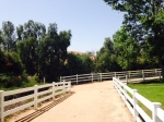 Grand Avenue Park trail head, Chino Hills, CA