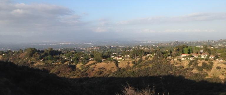 Winnetka Ridge Trail, Woodland Hills, CA