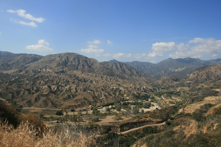 Little Tujunga Canyon, Angeles National Forest, CA