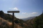 Doc Larsen Trail, Angeles National Forest, CA