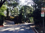 Start of the Mt. Wilson Toll Road Hike, Altadena, CA