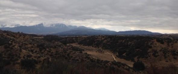 San Bernardino Mountains, CA