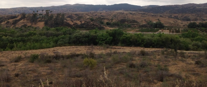 San Timoteo Canyon, Redlands, CA