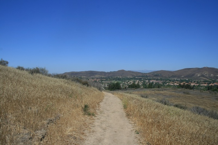 Coyote Hills Trail, SImi Valley, CA