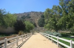 Bridle path at Coyote Hills Park, Simi Valley, CA