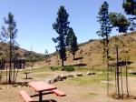 Haypress picnic area, Trans-Catalina Trail