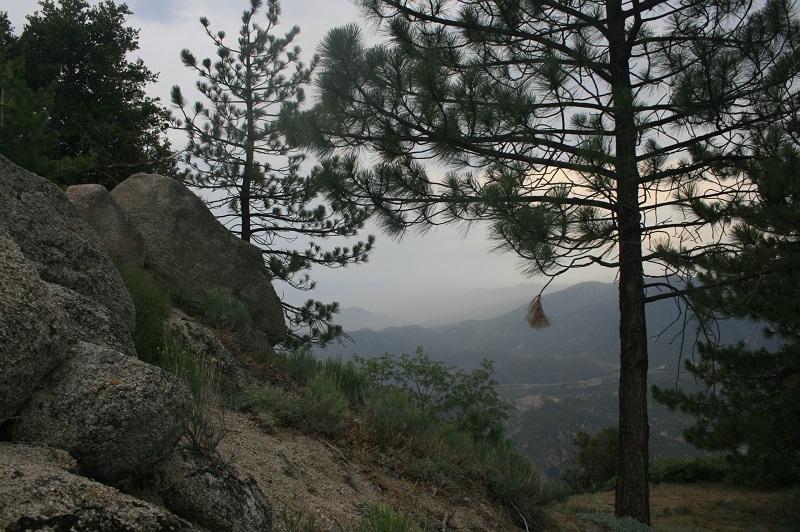 Constance Peak, San Bernardino National Forest, CA