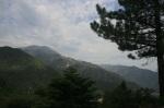 San Bernardino Peak as seen from the trail to Constance Peak