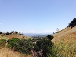 View from the Kenneth Hahn State Recreation Area, Ladera Heights, CA
