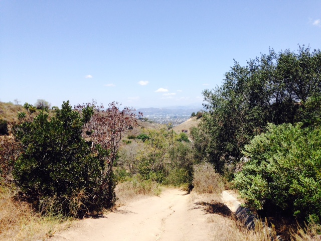 Park to Playa Trail, Kenneth Hahn State Recreation Area