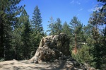 Boulders on Mt. Pinos, Los Padres National Forest, CA