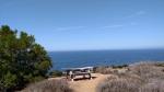 Picnic table, Alta Vicente Reserve, Palos Verdes Peninsula, CA