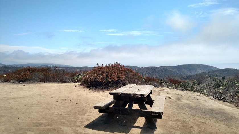 Lower Moro Campground, Crystal Cove State Park, CA