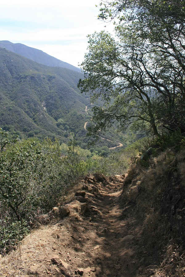 Girard Trail, Montecito, CA