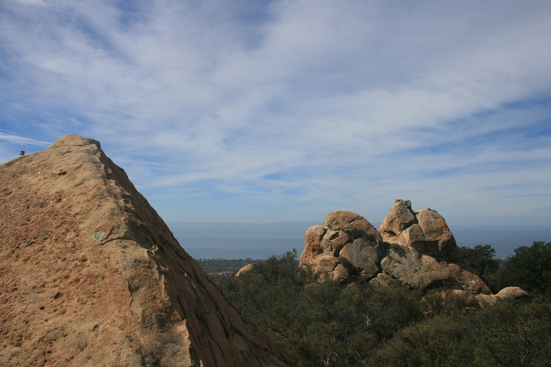 Saddle Rock, Montecito, CA