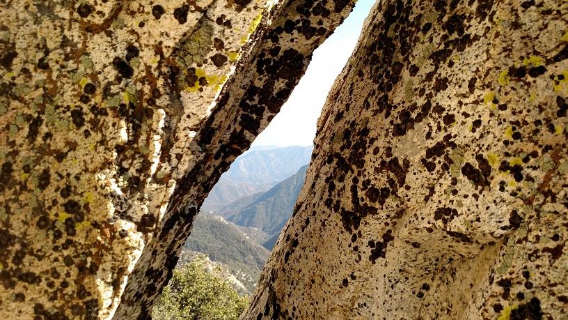 Kratka Ridge, Angeles National Forest, CA
