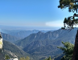 Kratka Ridge, Angeles National Forest
