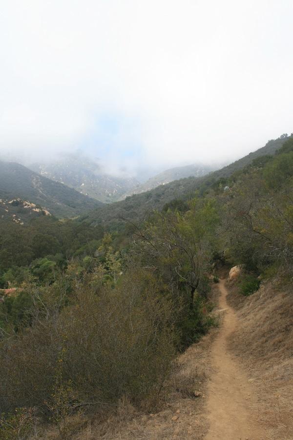 San Ysidro Canyon, Montecito, CA