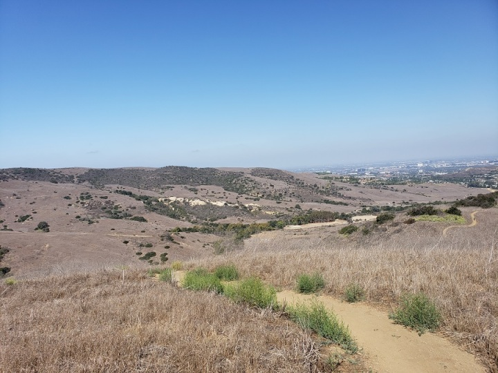 Bommer Canyon, Irvine, CA