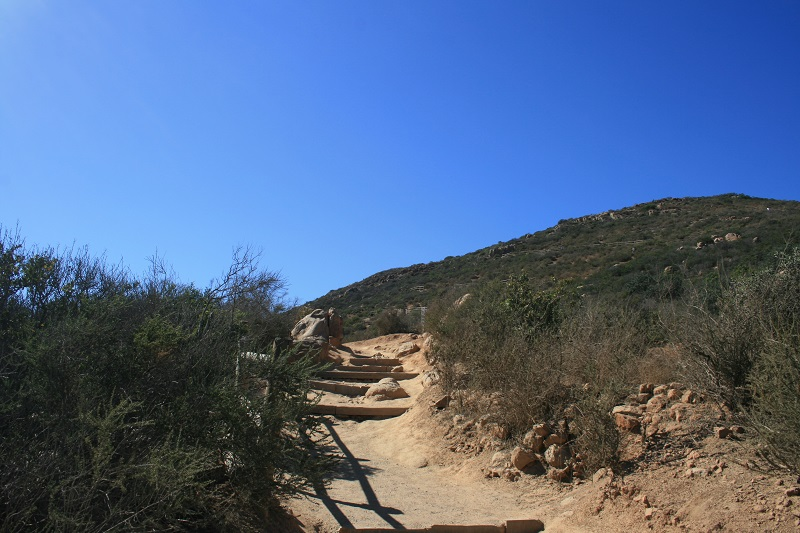 Cowles Mountain Trail, San Diego, CA