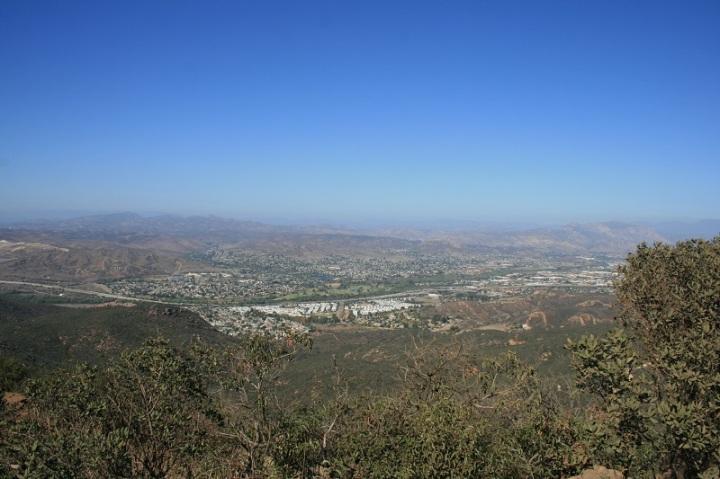 Cowles Mountain, San Diego, CA