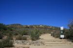 Cowles Mountain trail head, San Diego, CA
