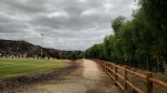 Trail in Central Park, Santa Clarita, CA