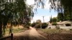Loop trail in Central Park, Santa Clarita, CA