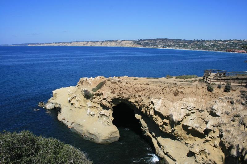 Sunny Jim Cave, La Jolla, CA