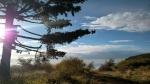 Overlook on Cuyamaca Peak, San Diego County, CA