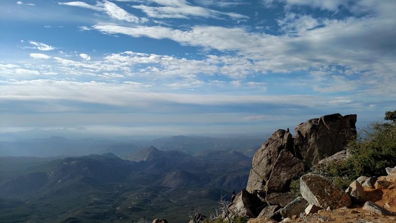 Cuyamaca Peak, San Diego County, CA