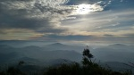 View from Cuyamaca Peak, San Diego County, CA