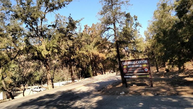 Falcon Ridge Ranch San Dimas Nobody Hikes In La