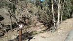 Hiking trail, San Dimas Canyon, San Dimas, CA