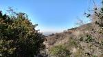 View from Falcon Ridge Ranch, San Dimas, CA
