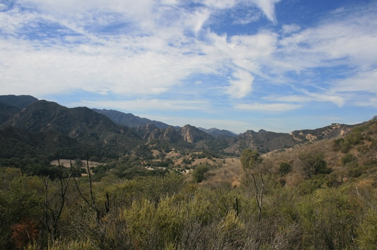 King Gillette Ranch, Santa Monica Mountains, CA