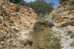 Waterfall, North Fork Trail, Ventura County, CA