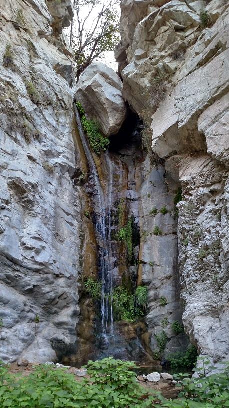 Millard Canyon Falls, San Gabriel Mountains, CA
