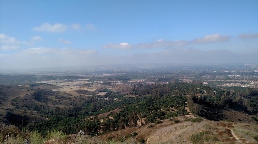Hangman Monument Trail, Orange County, CA