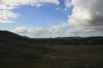 Panorama of the western San Fernando Valley, CA