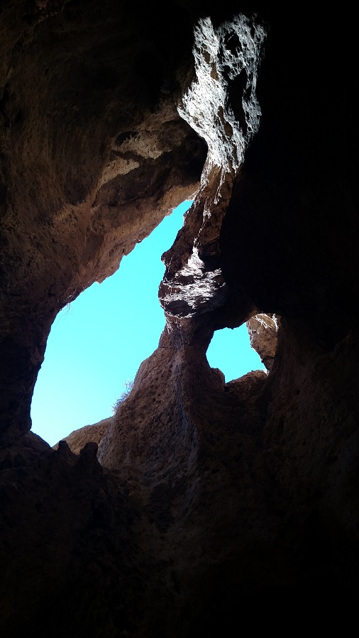 Cave of Munits, San Fernando Valley, CA